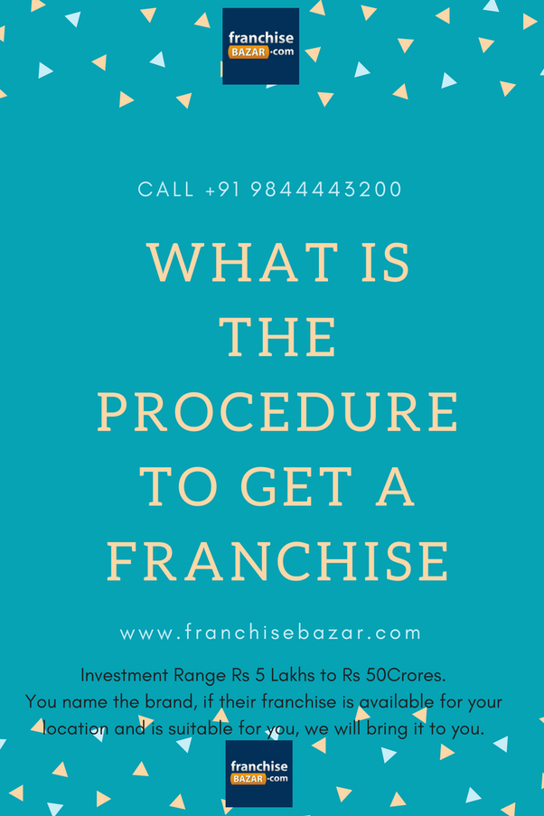 You Could Visit Heritage Foods Limited And Apply For A Heritage Fresh Franchise And Follow The Procedure Listed Below To Help You Take Up The Franchise