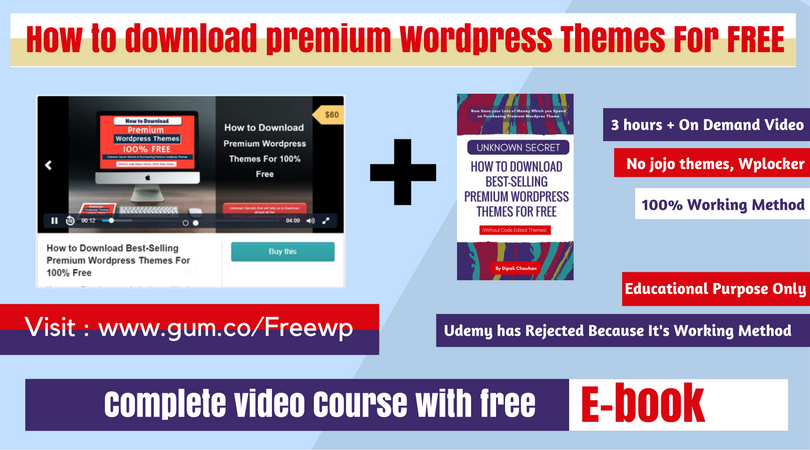 how to download premium themes for free is it possible or not quora