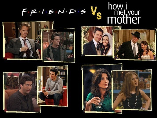 Do you like 'Friends' or 'How I Met Your Mother' more? - Quora
