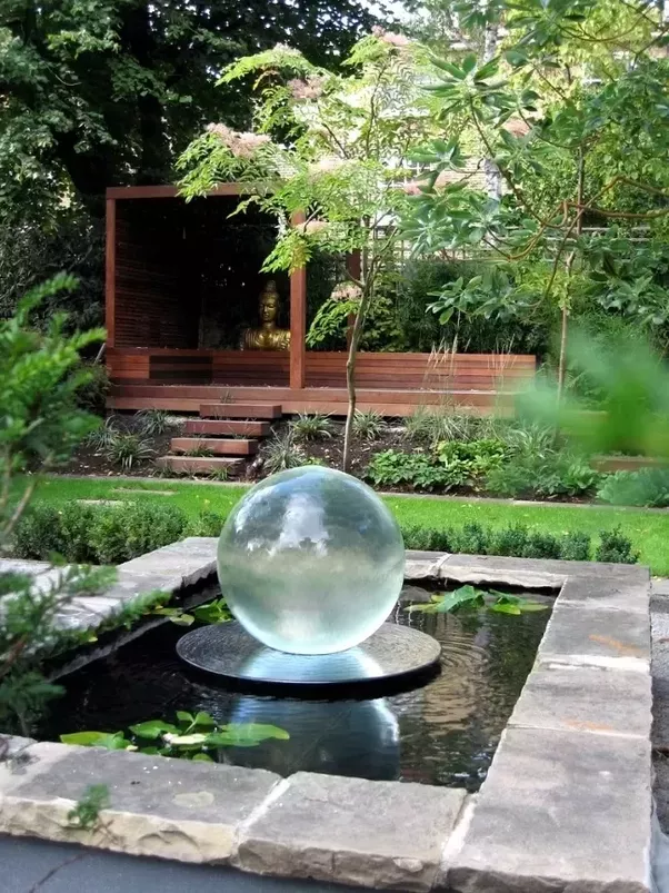 What is your favorite kind of garden water feature? - Quora