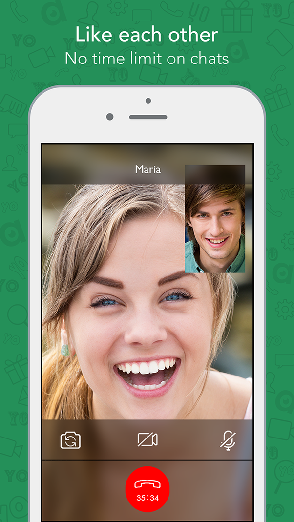 Are there any free video chats like Omegle for iPhone? - Quora