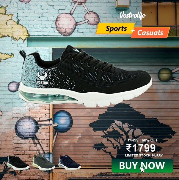 1f0f702e10a2f5 Which are good low cost running shoes available in India  - Quora