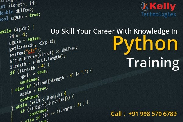 Which is the best institute for learning python in hyderabad quora kelly technologies is the best place for availing the best career value in python programming fandeluxe Gallery