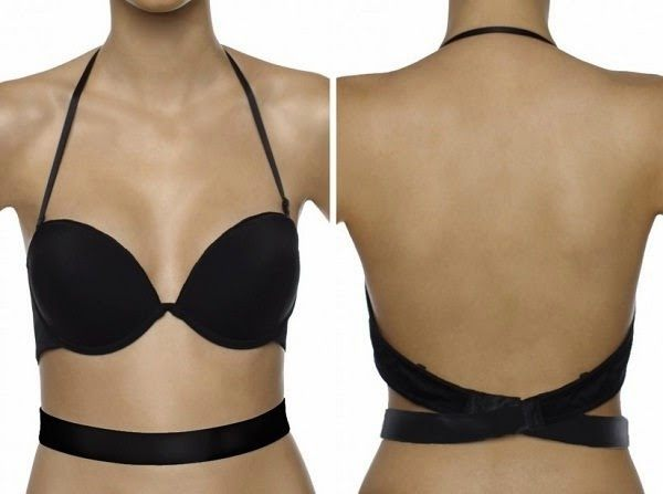 Which type of bra should a lady wear with a blouse and a ...