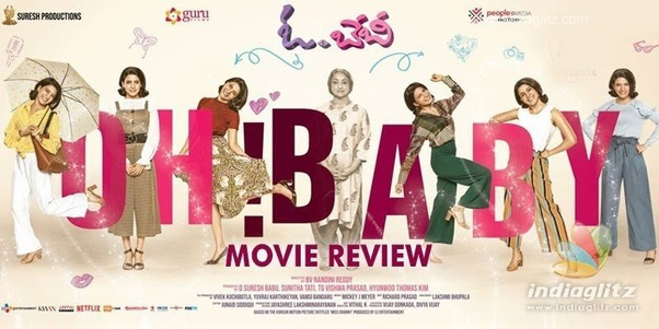 How To Download The Telugu Movie Oh Baby With English Subtitles Quora