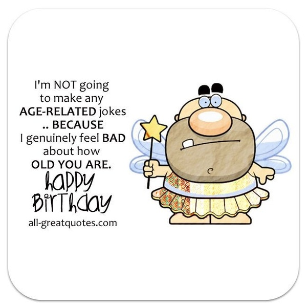 Funny Birthday Wishes Poems