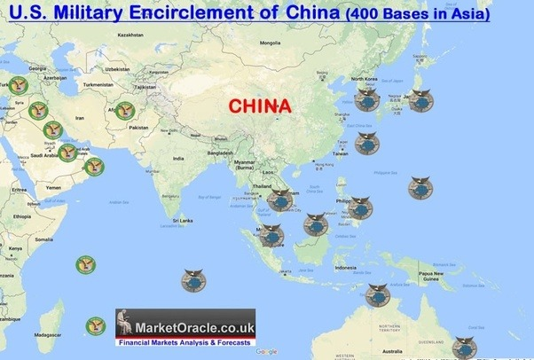 How will China\'s control and militarization of the South ...