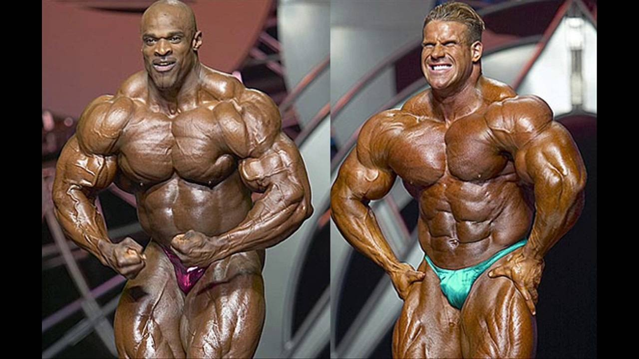 Who was a better Mr Olympia, Dorian Yates or Ronnie Colman