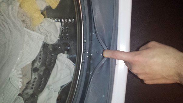 High efficiency washers suck