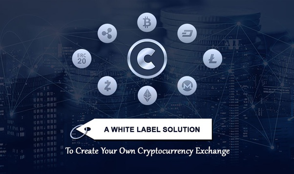 make your own cryptocurrency exchange