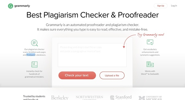 how to check your paper for plagiarism on turnitin