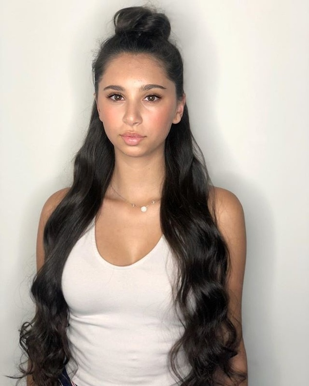 What are some quick, cute, good hairstyles for long hair? - Quora