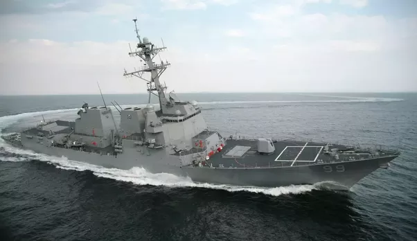 How To Describe The Different Types Of Naval Ships Quora