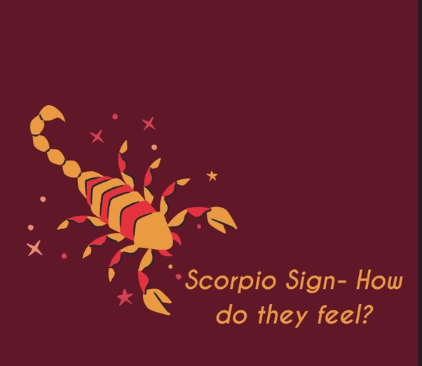Sign scorpio strongest Question: Why