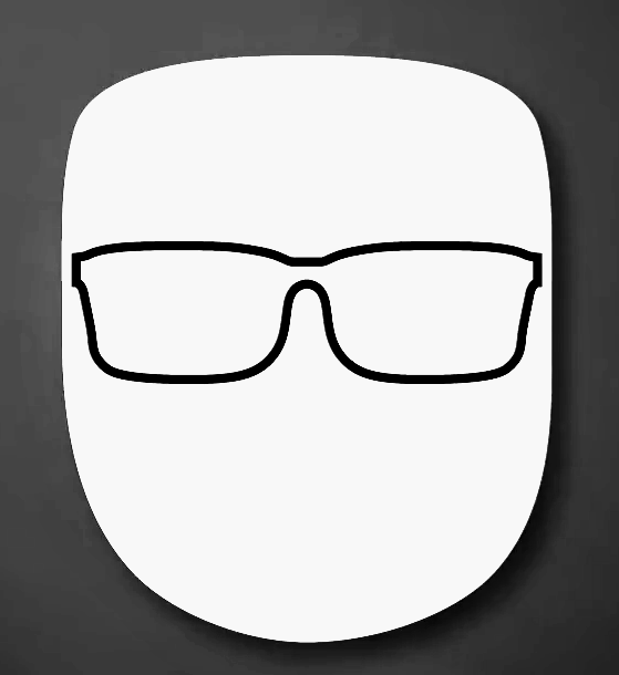 What shape and type of specs will suit a person with a circular face ...