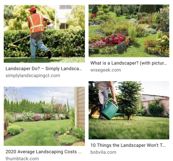 What Do Landscapers Do Quora