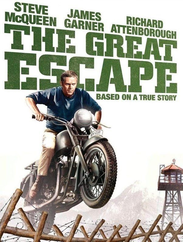 Movie Review The Great Escape (1963)