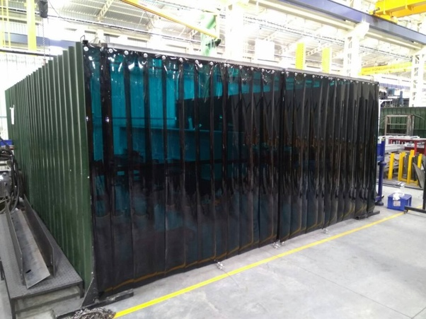 What Is Pvc Strip Curtains Quora