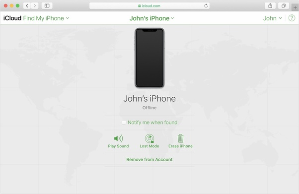 Find My Iphone With An Android Phone