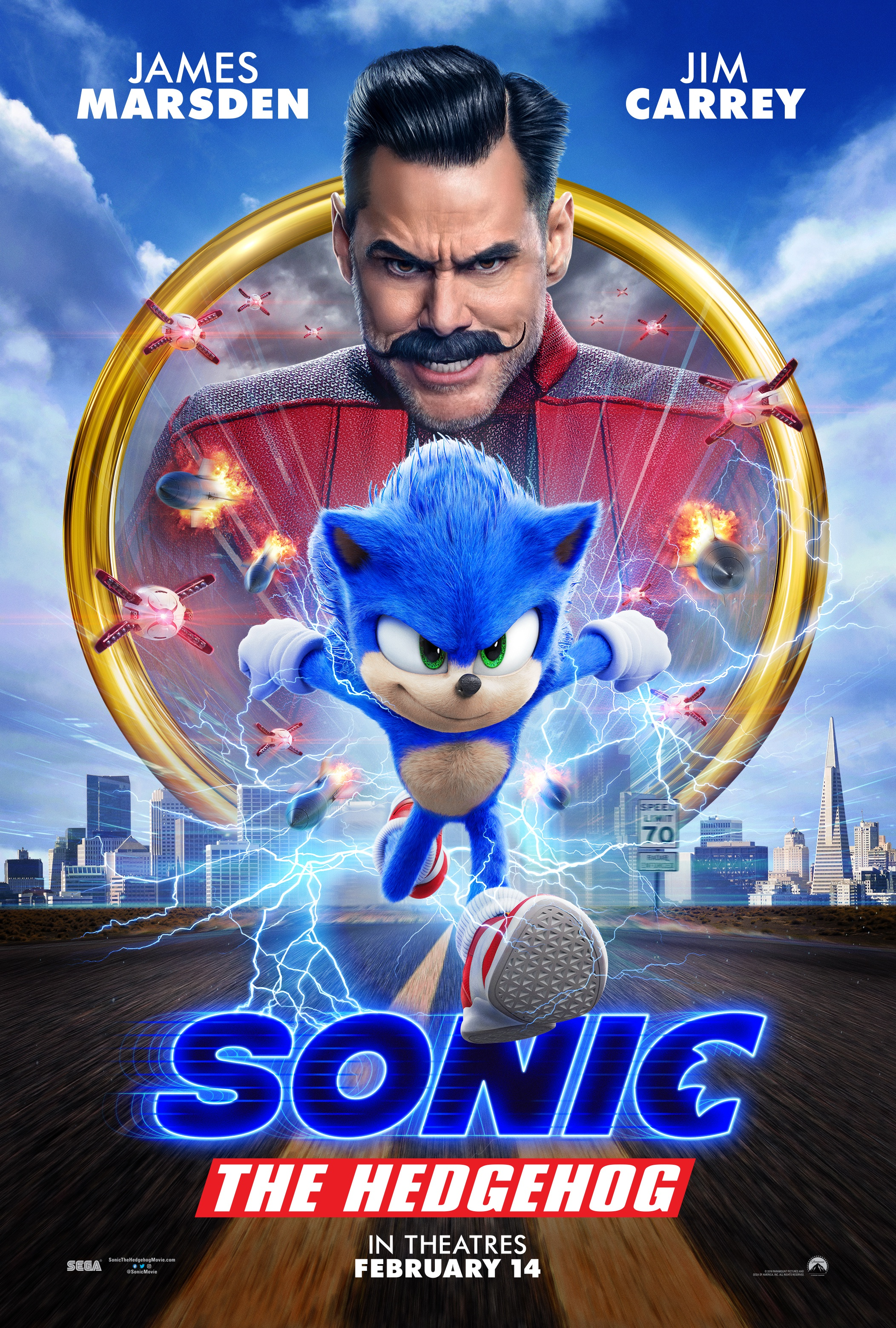 Can I watch Sonic the Hedgehog movie online on Netflix, Hulu, or ...