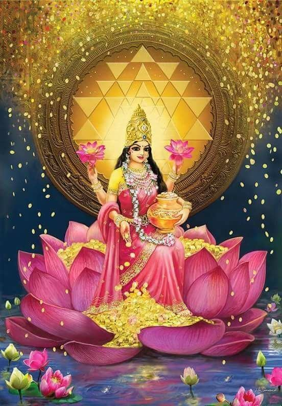 Why are lotus flowers offered specifically to goddess lakshmi as per as soon as she emerged from the oceans the skies began to rain with gold and silver mightylinksfo