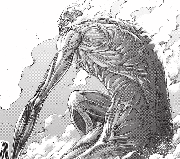 What Is The Largest Titan In Attack On Titan Quora