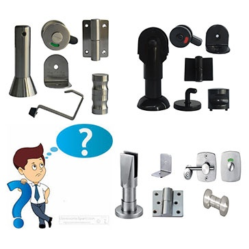 Do you know how to choose them? You can find the answer in this passage. How should We Choose Bathroom Partition Hardware ?