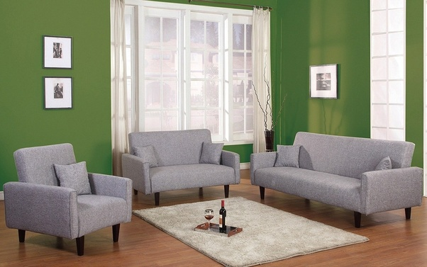 Gentil As For Me I Prefer The Vice Versa Combination   Green Furniture And Gray  Interior)