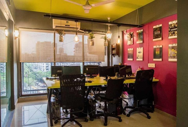 How to create an elegant office interior with a low budget ...