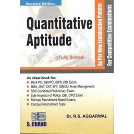 Aptitude Test By Rs Agarwal Pdf