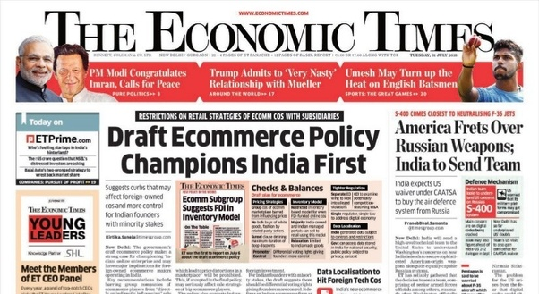 Times Of India Today News Paper Pdf