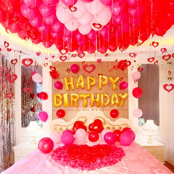 With Brilliant Birthday Decoration Items These Party Ideas Are Sure To Add That Spark Of Fun And Brighten Up Your A Little More