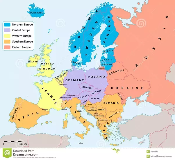 eastern and western europe essay Absolutism in eastern europe: c 1600-1740  c why serfdom in eastern europe and not western europe 1 reasons were not necessarily economic.