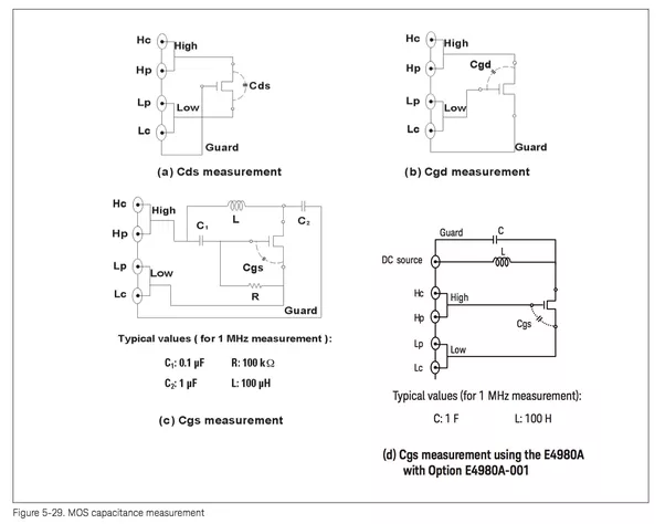 How To Use An Lcr Meter To Fully Characterize A Transistor With