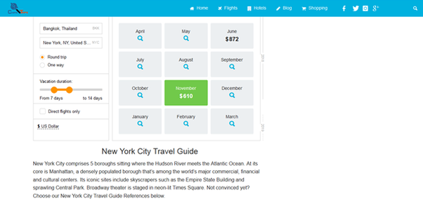 When Should I Book A Flight To Singapore To Get The Best Price If I