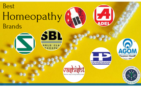 Which is the best homeopathic medicine brand in India  SBL, Dr