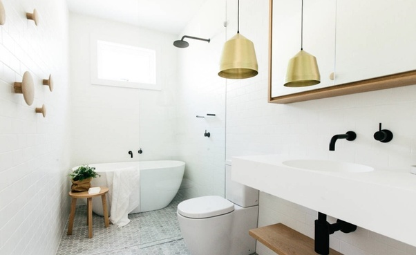 What Are Some Good Designs/layouts For A Small Bathroom