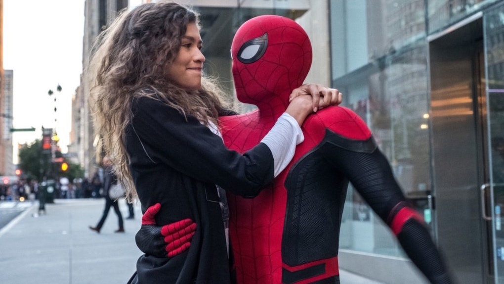In which year is Spiderman: Far from home set in? 2019 or