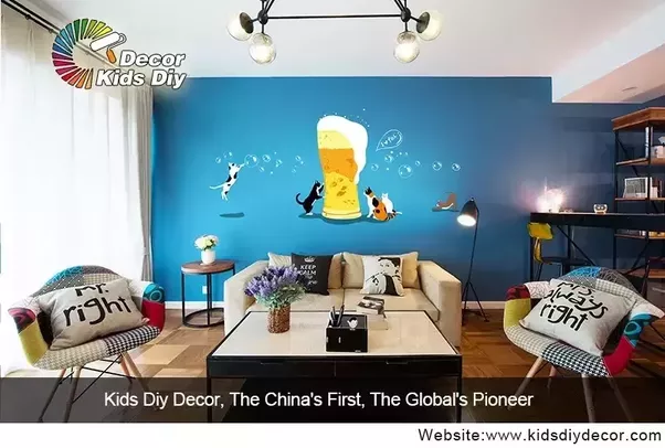 Kids Diy Decor Is A Global Pioneer Wall Decoration Product I Happened To Know It When Was Study Abroad With You Can Decorate Your Home By Yourself