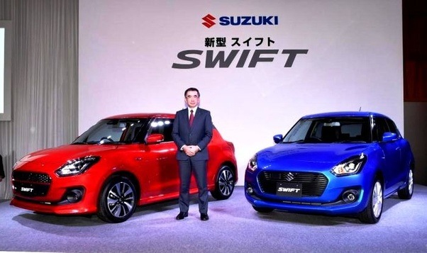 The Swift Will Directly Compete With Its Cousin Hatchback BalenoStay Tuned To Wheelz For More Updates On New