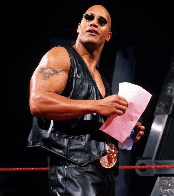 When did The Rock change his WWF/E wrestling music from 'Do