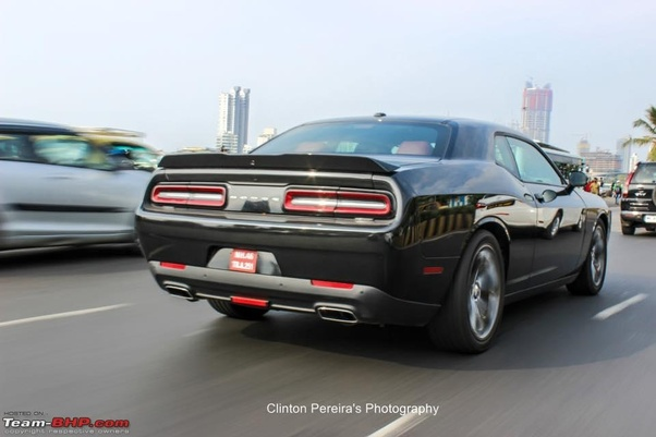 Hellcat Charger Price >> What is the actual cost of a Dodge Challenger in India ...