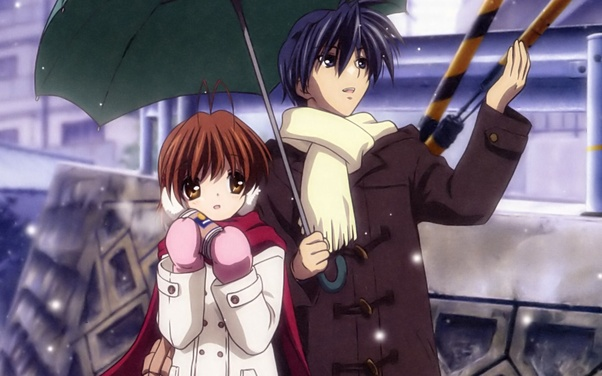 Even For Its Time Clannad Has Some Impressive Animation Scenes Character Designs And More Importantly A Powerful Romance Story
