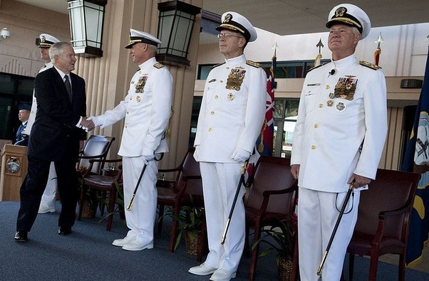 Do Only Navy Officers Wear Navy Dress Whites Quora
