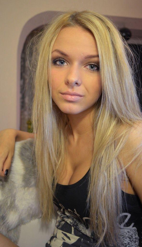 Блондинки из соц сетей фото