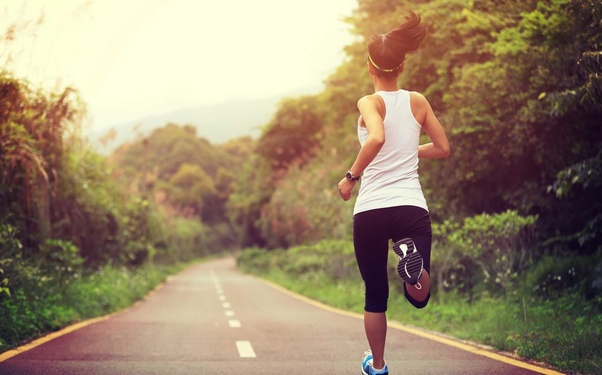 How many calories will I burn by one hour of running? - Quora