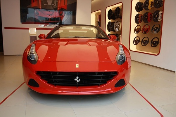 There Are Many Ferrari Cars In India. Ferrari Recently Opened A New  Dealership In New Delhi, India In Association With Select Cars Pvt Ltd.  Check Out More ...