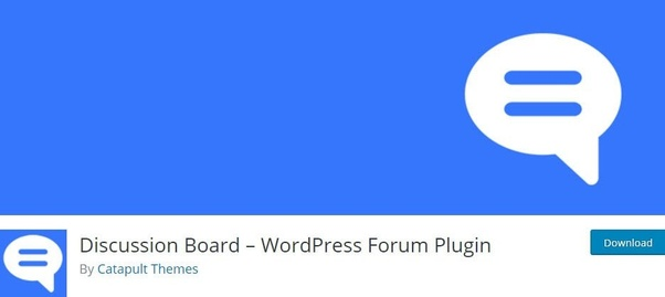 What are the best forum plugins for wordpress? - Quora