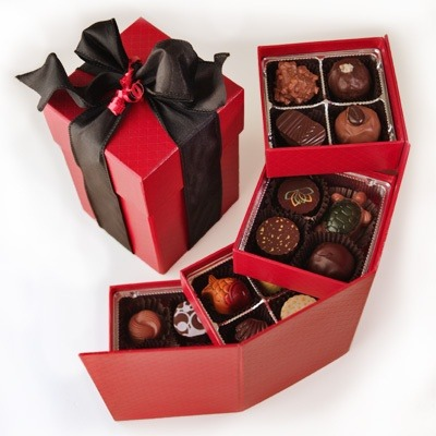 what are the best places to buy chocolate gift boxes or gourmet chocolates online quora. Black Bedroom Furniture Sets. Home Design Ideas