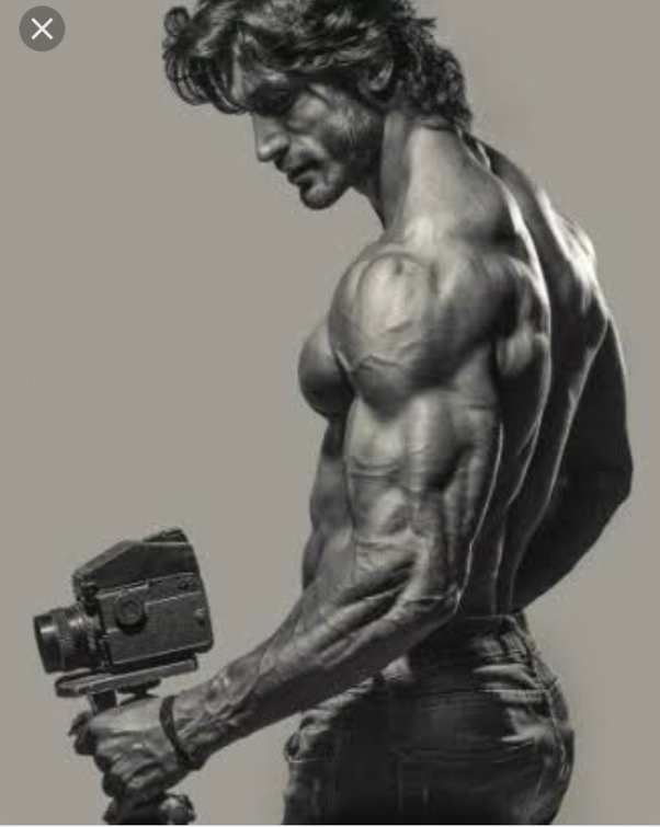 Is Vidyut Jamwal On Steroids Quora